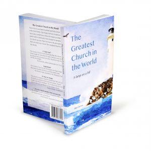Greatest Church Book Pack - 25 Books, 25 Bookmarks, 25 BTL Window Decals
